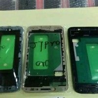 FRAME BEZEL TULANG TENGAH DUDUKAN LCD TATAKAN LCD SAMSUNG J7 PRO ORIGI