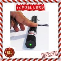 BARU LED Senter Green Laser Pointer Recharge 303 10KM 1 Mata Hijau