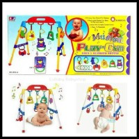 TERBATAS Baby Playgym Musical Lokal ( Made in INDONESIA ) PACKING