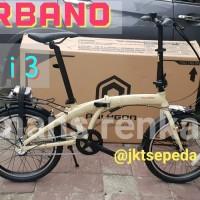 Promo Diskon Sepeda Lipat POLYGON Urbano i3