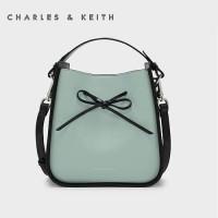 Charles   Keith Bow Detail Drawstring Bag 7c69a86b88