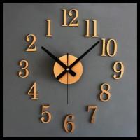 PROMO JAM DINDING DIY GIANT WALL CLOCK 25CM JAM DINDING BESAR db2c1b468c