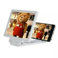 Kaca pembesar layar HP 3D LCD pembesar HP enlarge screen