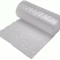 plastik bubble ( bubble wrap ) untuk packing tambahan biar aman
