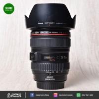 [SECONDHAND] Canon EF 24-105mm L IS USM - 6612 @Gudang Kamera Malang