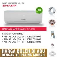 Harga Ac 3 4 Pk Sharp Travelbon.com