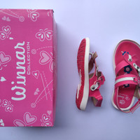 Sandal Anak Perempuan Winnar Collection RK Pink