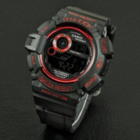 KW G-SHOCK G-9300 GSHOCK G9300 MUDMAN LIST MERAH