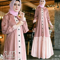 glamor maxy mc- maxy dress murah- baju muslim busui - gamis hijab hotd