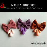 Milea Brooch | Bros Milea