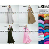 GAMIS POLOS BASIC JERSEY SUPER IMPORT STYLE