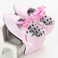 Jual Sepatu Prewalker High heels bayi perempuan Murah