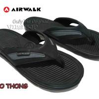 Sandal AIRWALK JACO THONG, Black/Grey. AIW17SM501
