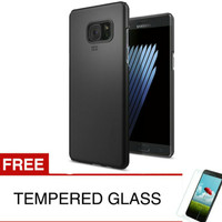 Case for Samsung Galaxy Note FE /Fan edition-slim black matte hardcase
