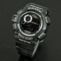 KW G-SHOCK G-9300 GSHOCK G9300 MUDMAN LIST PUTIH