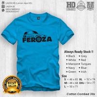 Kaos / Baju / T-shirt Feroza Keren Murah Fashion Pria Wanita