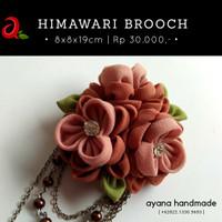 Himawari Bros | Hijab Brooch
