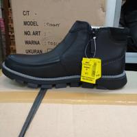 New 2018.sepatu boots pakalolo 08193 .black original