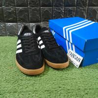 Sepatu ADIDAS Spezial Black White Gum Premium High Quality