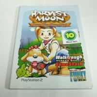 BUKU HARVEST MOON PS2 SAVE THE HOMELAND/ BUKU PS2/ BUKU PS 2
