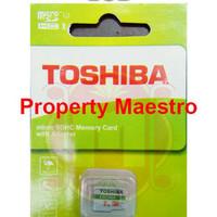 Memory 2Gb TOSHIBA Micro Hp 2Gb Memory Card 2Gb Toshiba