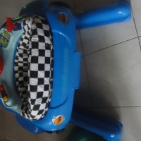 Baby walker mothercare car