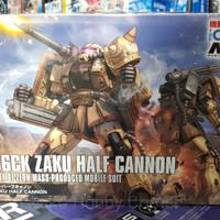 HG Origin Zaku Half Cannon