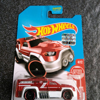 Hot wheels Rescue Duty factory sealed 2017