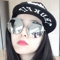 kacamata mirror fashion style korea wanita model kekinian jaman now
