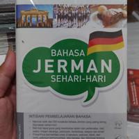 BAHASA JERMAN SEHARI-HARI +CD ORIGINAL
