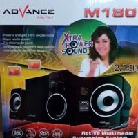 Promo Speaker Aktif SubWoofer Advance M180