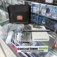 Jual Nintendo Wii Console CFW + Hardisk Eksternal 500GB Full Game Murah