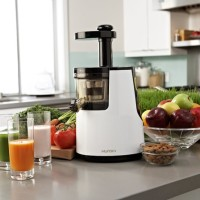 Hurom HH Elite Slow Juicer - White