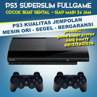 ps3 super slim hd 500gb ful game