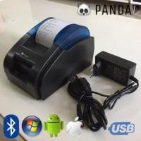 PRINTER KASIR PPOB THERMAL 58MM ANDROID USB dan BLUETOOTH