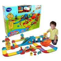MAINAN VTECH TOOT TOOT TRAIN STATION