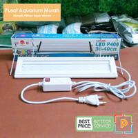 Jual PROMO Lampu Led Yamano P400 untuk aquascape / aquarium Murah