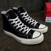 Sepatu Sekolah Premium Converse Classic 1970S Hi Retro Jadul Elegan Ne