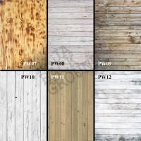 Fotoplank 2 Meter.Alas Background Foto Plank Wood Ii 50cm X 100cm