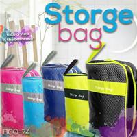 Harga korean gadget organizer travel pouch | antitipu.com