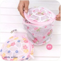 6e2a6eafcd82 Laundry Bra Bag Keranjang Cucian Pakaian Dalam Mesin Cuci CD Gstring