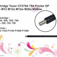 PCR Cartridge Toner CF279A 79A Printer HP Pro M12 M12a M12w M26a M26nw