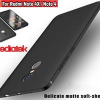 Case Xiaomi Redmi Note 4x / Note 4 Mediatek Casing Hp Slim Back Cover