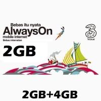 TRI AON 2GB + 10rb