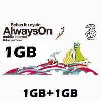 TRI AON 1GB + 10rb