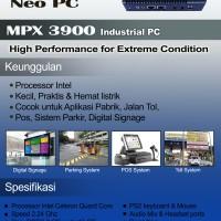 All in one Mini PC MPX 3900 (Industrial Board) fujitech