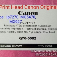 Head Printer Canon IP7270 MG5470 MX927 Original, Printhead Can NEW