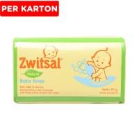 ZWITSAL BABY BAR SOAP NAT MH 144X80G karton unilever