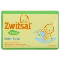 ZWITSAL BABY BAR SOAP NAT MH 12X80G lusin unilever