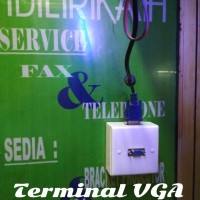 Terminal VGA